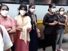 Nurses In Pune's Top Hospital On Strike Against 12-Hr Shifts In PPE Kits