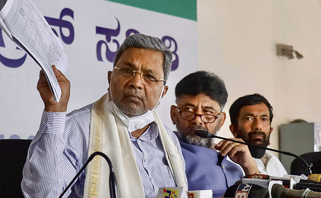 Karnataka Congress Leader Siddaramaiah Tests Positive For Coronavirus