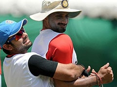 "Virat Kohli Shares ""Throwback To Fatter Times"" On Harbhajan Singh's 40th Birthday"