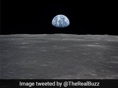 "Moonwalker Buzz Aldrin Shares A ""View Of 德扑圈apphome"", Taken From Space In 1969"