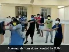 Asymptomatic COVID-19 Patients Organise Flash Mob In Karnataka. Watch