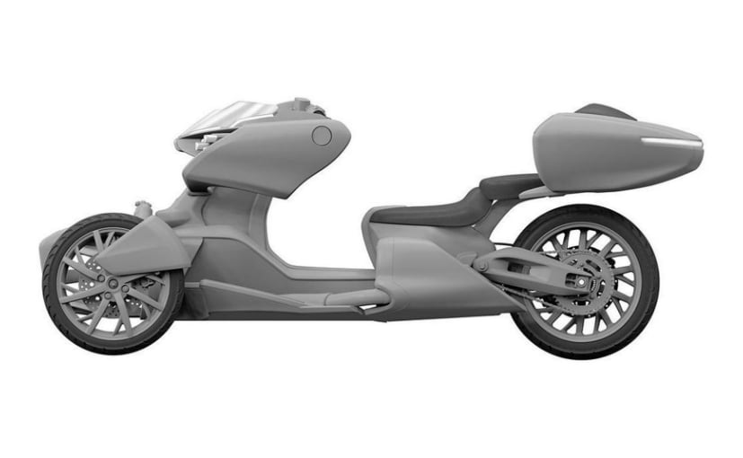 Yamaha Hybrid Leaning Trike Revealed In Patent Images
