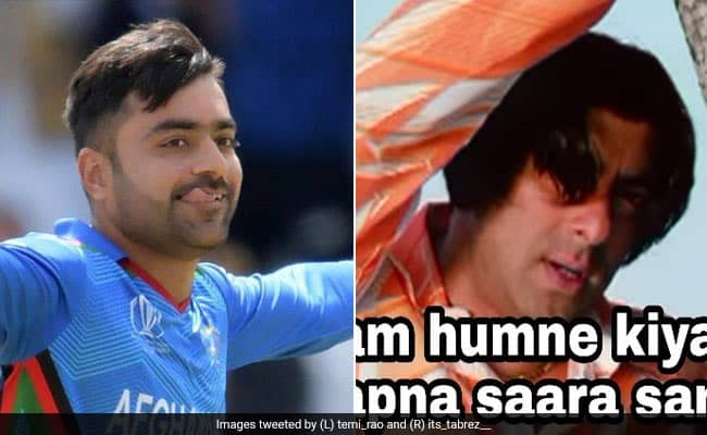 Rashid Khan says he'll get married once Afghanistan win World Cup, Fans troll him on Twitter