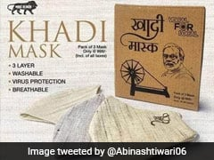 Khadi Commission Files Case Against Chandigarh Woman For Selling Fake Masks