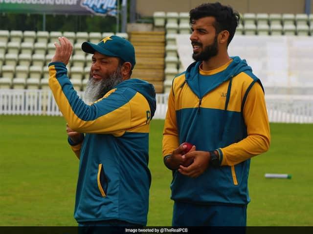 "Pakistan Team Responding ""Wonderfully Well"" To New Playing Protocols, Says Mushtaq Ahmed"