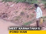 "Video : Karnataka's ""Water Warrior"" Who Ended Crisis Gets Lifetime-Free Bus Pass"