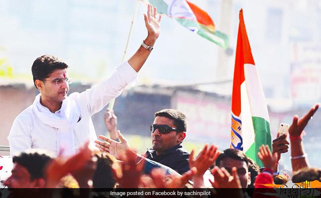 But He Was 'Business Class', Say Congress Sources On Sachin Pilot
