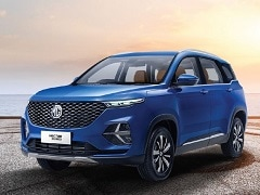 MG Hector Plus SUV: What We Know So Far