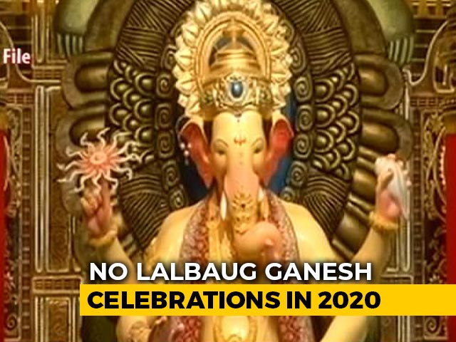 Video : Lalbaugcha Raja Ganesh Festival, Mumbai's Biggest, Cancelled Due To Covid