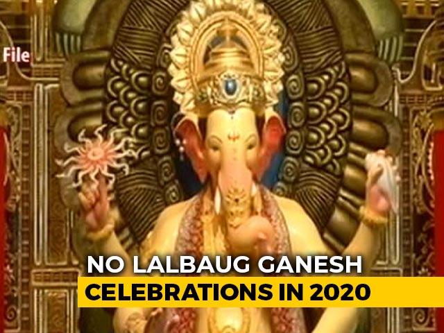 Video: Lalbaugcha Raja Ganesh Festival, Mumbai's Biggest, Cancelled Due To Covid