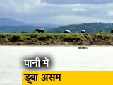 Video : असम में ब्रह्मपुत्र नदी अपने पूरे उफान पर, बाढ़ से बुरा हाल