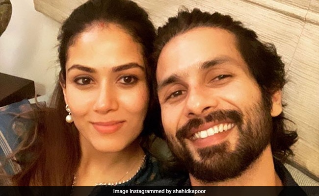 Shahid Kapoor's Wish For Wife Mira Rajput On Their Wedding Anniversary Will Melt The Coldest Of Hearts