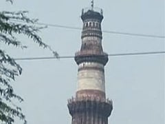 Delhi Monuments Reopen With Covid Safety Measures, Visitors Steer Clear