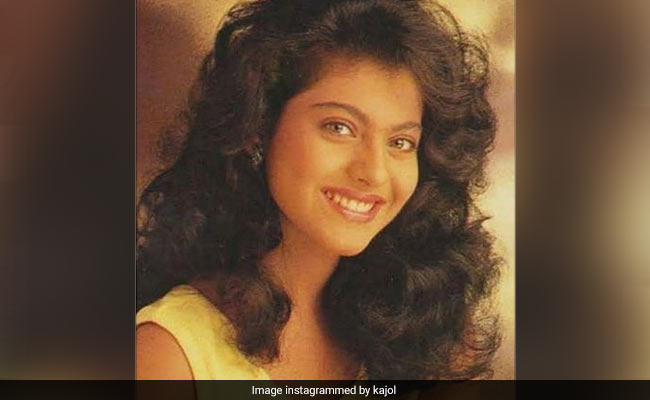It's OK Kajol, We Forgive You For The Hairstyle In This Throwback Pic