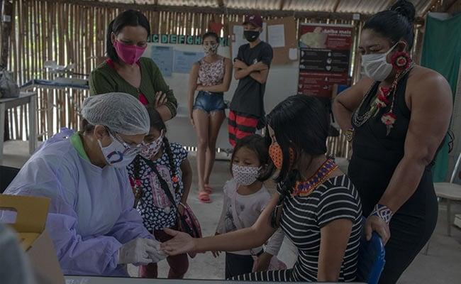 Brazil To Become Testing Ground For Coronavirus Vaccine