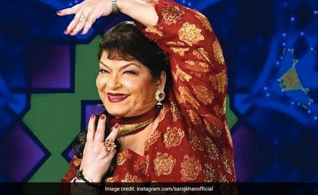 Saroj Khan Best Choreography: सरोज खान की कोरियोग्राफी ने इन गानों को दिलाई जबरदस्त पहचान