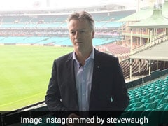 "Steve Waugh Says ""Border-Gavaskar Series Is Equivalent To The Ashes"""
