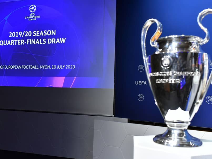 Champions League Final Eight Draw Throws Up Possible Barcelona-Bayern Munich Clash