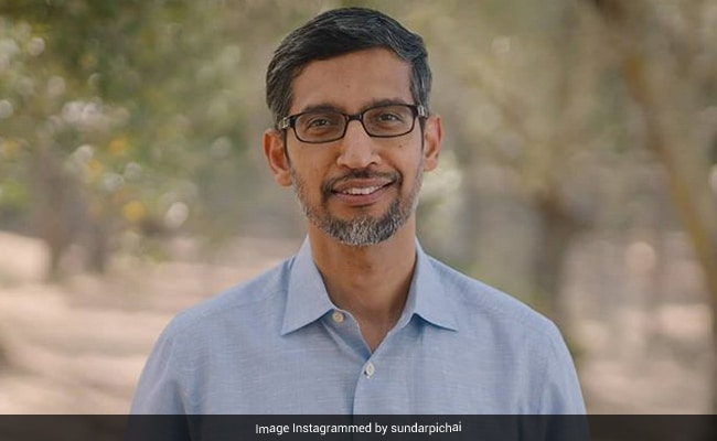 UP Cops File Case In opposition to Google's Sundar Pichai, Then Drop His Identify