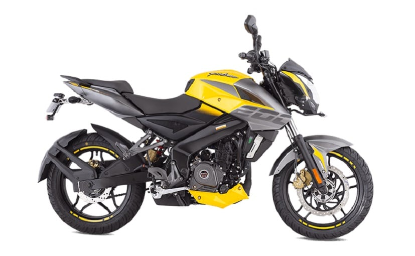 The BS6 Bajaj Pulsar NS200 is currently priced in India at Rs. 1.29 lakh (ex-showroom, Delhi)