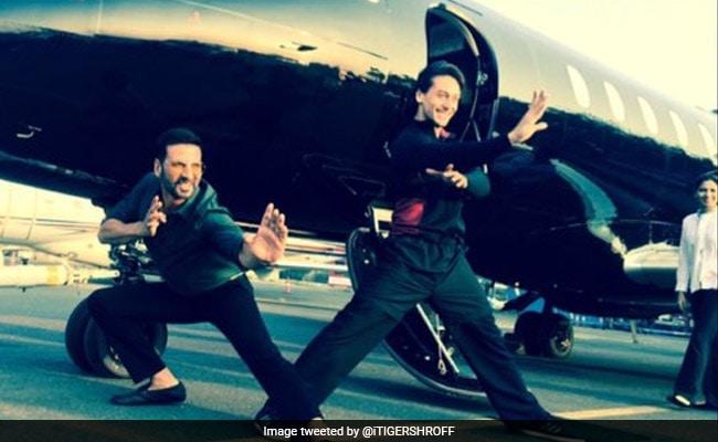 'Glad Didn't Mess Up': Tiger Shroff On Performing Stunts Before Akshay Kumar