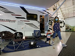 Recreational Vehicle Sales Jump As Wary Americans Look To Avoid Hotels, Airports Amid Pandemic