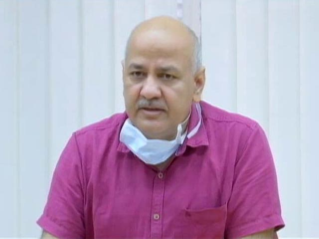 Video : All Exams Cancelled In Delhi's Universities: Manish Sisodia