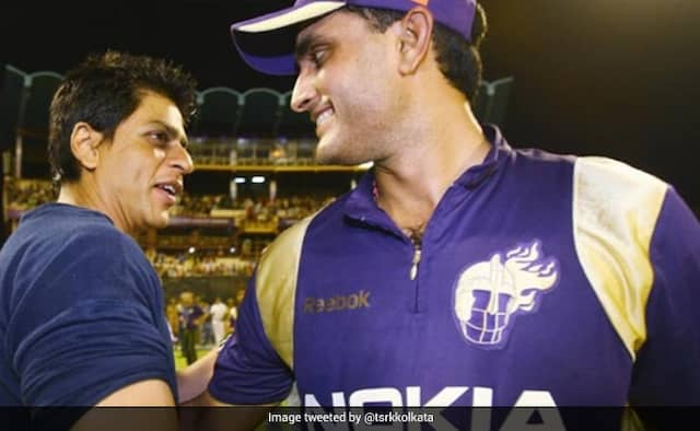 Sourav Ganguly said about KKR's captaincy- Shahrukh Khan did not give me freedom Watch video
