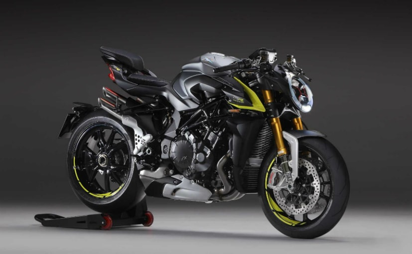 The 2020 MV Agusta Brutale 1000 RR gets a lot of premium features