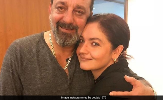 Sadak 2 Wouldn't Have Happened Without Sanjay Dutt's Belief And Conviction, Says Pooja Bhatt