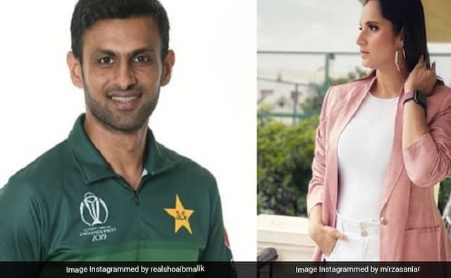Departure of Shoaib Malik to England has been delayed after india extended the ban on international flights