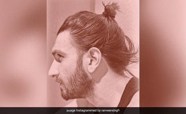 Deepika Padukone Styled Ranveer Singh's Hair Like This. He Likes It. You?