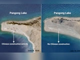 Video : Partial Chinese Withdrawal From Fingers Area Along Pangong Lake: Satellite Pics