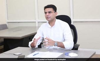 BJP अध्यक्ष जेपी नड्डा से सोमवार को मिल सकते हैं सचिन पायलट :  सूत्र