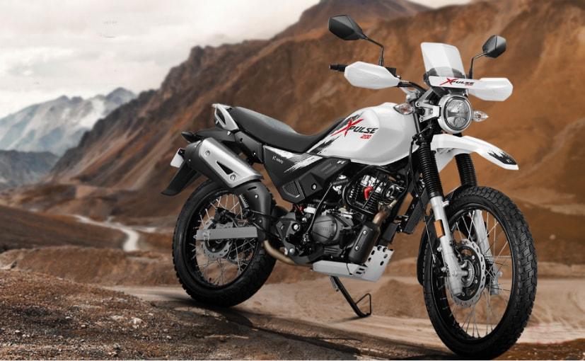 Xpulse 200 बिक्री पर देश की सबसे सस्ती एडवेंचर बाइक है.