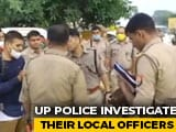 Video : After Killing Of 8 Cops In Kanpur, UP Police Probes Own Men