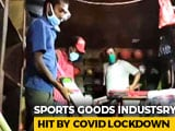 Video : Sports Goods Manufacturers In Jalandhar Eye Government Support For Revival