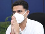 """Video : Sachin Pilot Unyielding On Losing """"Deputy"""" In Title: Congress Sources"""