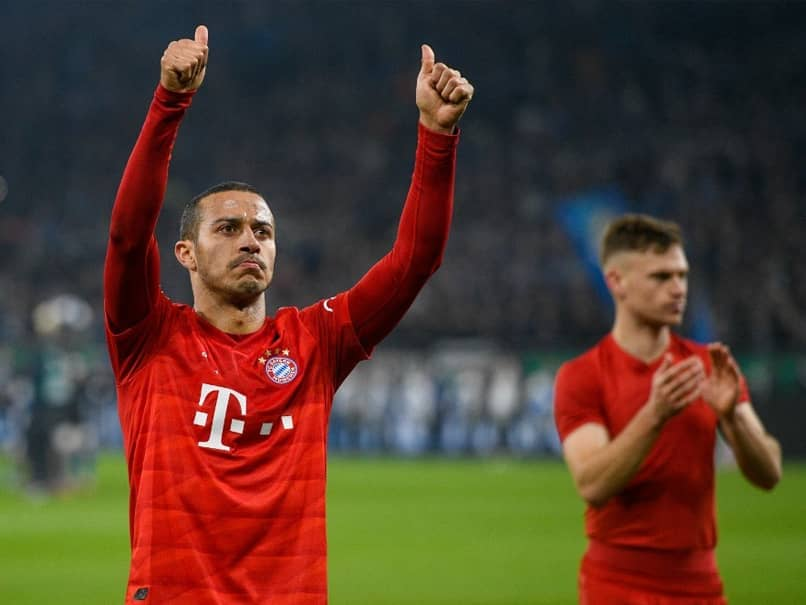 Bayern Munich Confirm Deal Agreed With Liverpool For Thiago Alcantara