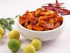 Indian Cooking Tips: How To Make Lemon Pickle Or Nimbu Ka Achaar At Home