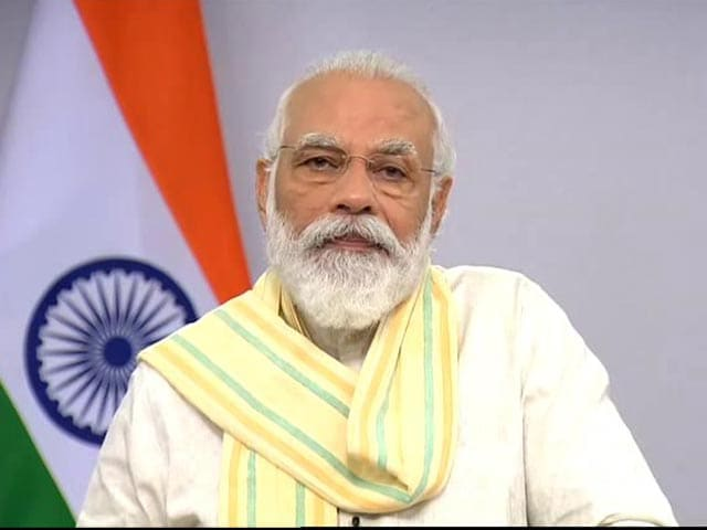"""Video : """"Urge You To Take Pledge On Independence Day For Freedom From Virus"""": PM"""