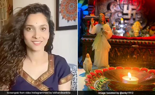 अंकिता लोखंडे ने सुशांत सिंह राजपूत के लिए किया ट्वीट, लिखा- जहां भी हो मुस्कराते रहो...