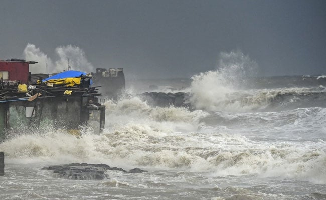 Mumbai Records Nearly 300 mm Rain In 2 Days, Water-Logging In Many Areas