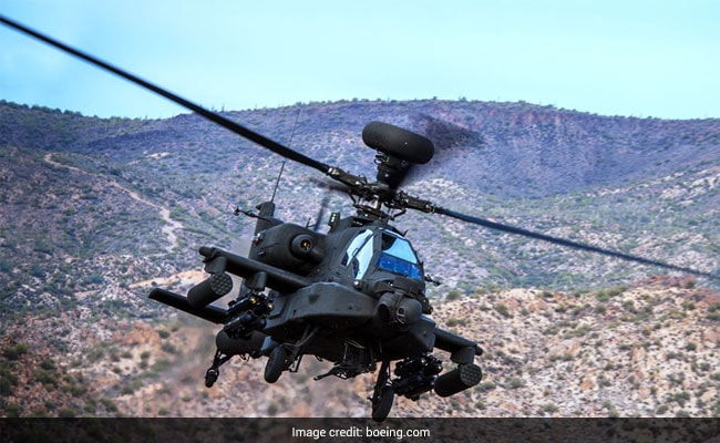 37 Advanced Military Helicopters Delivered To Indian Air Force: Boeing