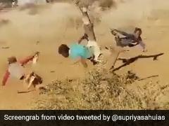 இதுவல்லவா சந்தோஷம்... வைரலான சிறுவர்களின் 'ராட்டினம் சுற்றும்' வீடியோ!