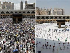 How Covid Changed Hajj: A Tale Of 2 Pictures