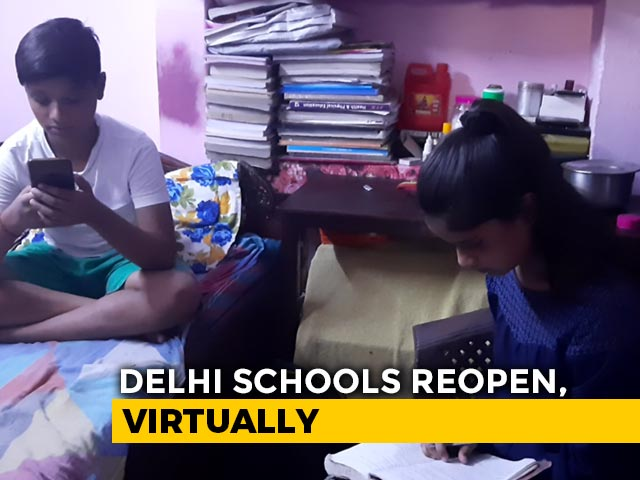 Video : Online Classes Resume, But Can All Afford Gadgets?