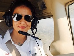 "Gul Panag Gave Her Week ""A Flying Start"" With This Pic From An Altitude Of 10,500 Feet"