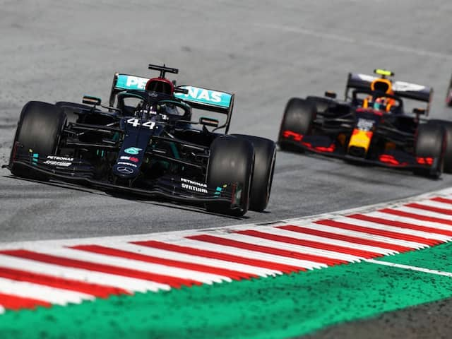 Red Bull Team Chief Says Lewis Hamilton Should Consider Changing His Track Approach