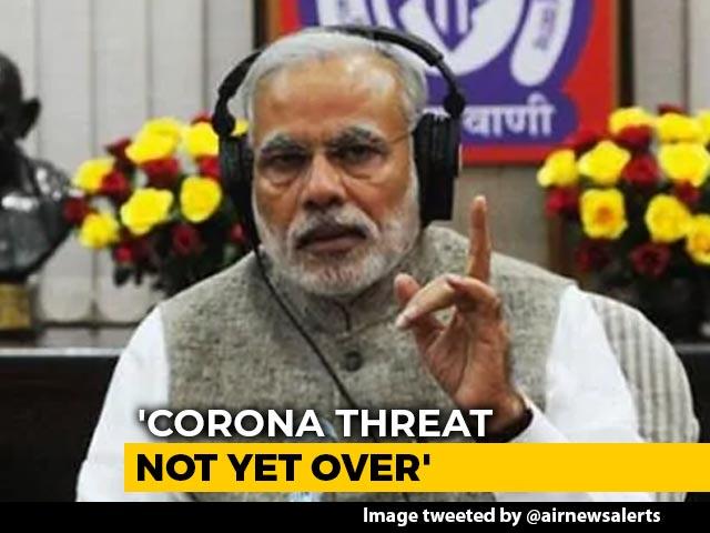 Video: 'Coronavirus Still As Dangerous As It Was In The Beginning': PM Modi